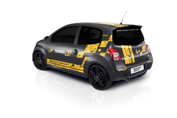 rallye du var ragnotti sur une renault twingo rs r2 en ouverture. Black Bedroom Furniture Sets. Home Design Ideas