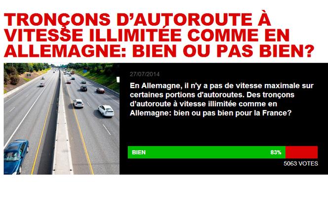 Sécurité Routière : BFM TV et RMC vous propose de voter