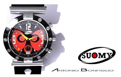 Suomy : une montre 100% Italie