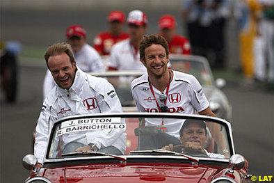 Formule 1 - Alonso: Button et Barrichello sont-ils paranos ?