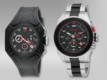 Ducati présente sa collection de montres