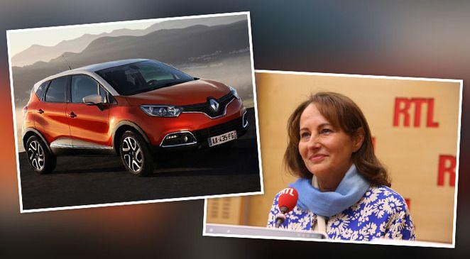 Affaire Renault - La vérité sur le rappel des 15 800 Captur polluants annoncé par Ségolène Royal