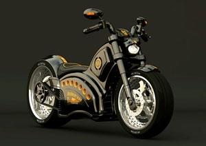 Projet C.R.D: La moto à la carte