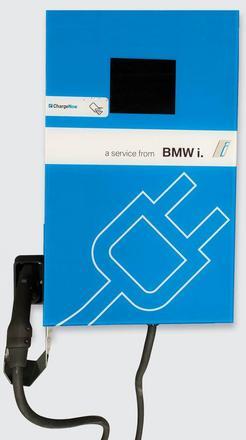 BMW développe un chargeur rapide de la taille d'une valise