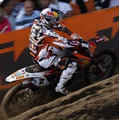 Encore une leçon d'Antonio Cairoli et une razzia KTM