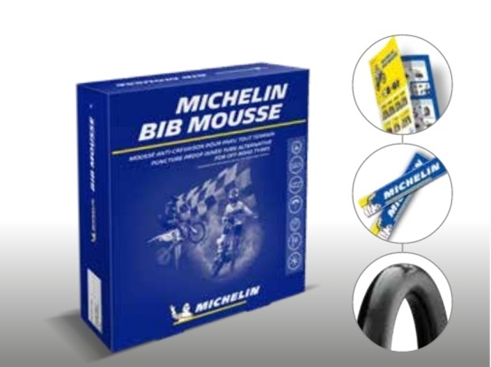 Michelin Bib Mousse M14 et M199: 2 mousses anticrevaisons inédites pour l'off-road