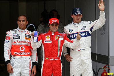 Formule 1 - Europe D.3: La pole a changé de côté