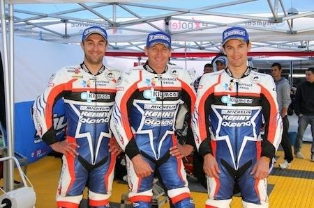 Supermotard, championnat de France 2013: Grelier ressigne et jouera le titre à côté de Blot