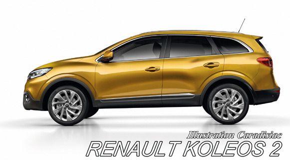 Calendrier des nouveautés 2016 - Crossovers 2e partie : renouvellement des Peugeot 3008, Renault Koleos et arrivée des Audi Q2, BMW X2…