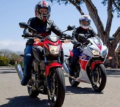 Nouveauté - Honda: la CB300F c'est elle !