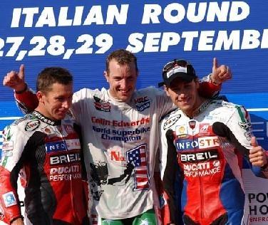 Superbike - Italie: Vallelunga s'en va, Imola revient