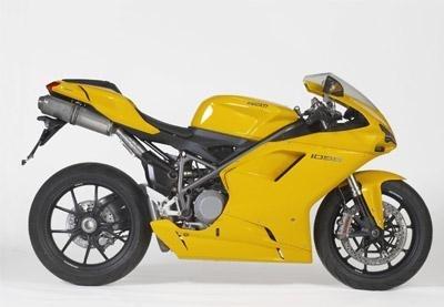 Ducati 1 098: Les couleurs