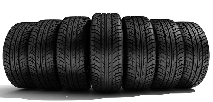 La contrefaçon de pneus coûte 2,2 milliards d'euros chaque année à l'UE.