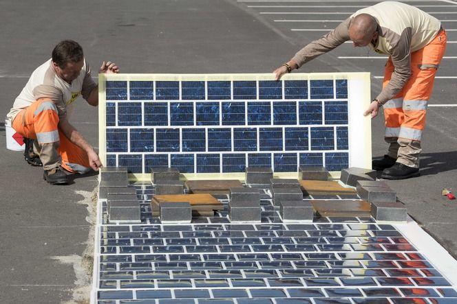 1000 km de routes solaires en France d'ici 5 ans