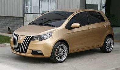 Shanghaï Motor Show: Great Wall Motors, copies toujours conformes