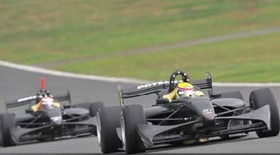 Formula Nippon: la nouvelle FN09 en piste