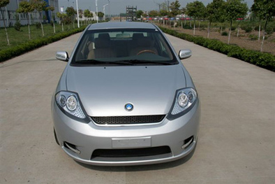 Shanghaï Motor Show: Geely génération 2007