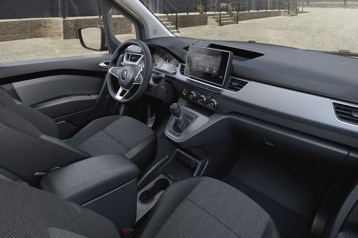 Renault dévoile le nouveau Kangoo 3