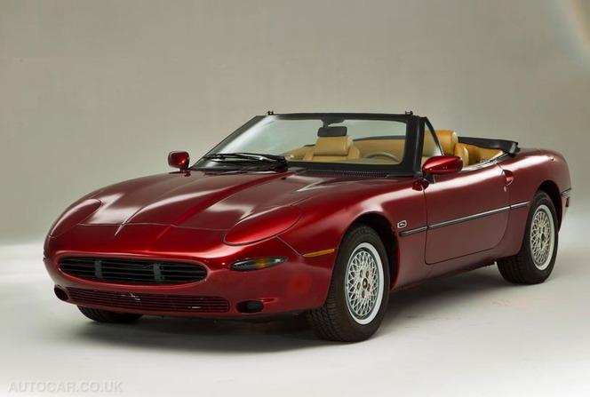Jaguar XJ41: un prototype des années 80 dévoilé!