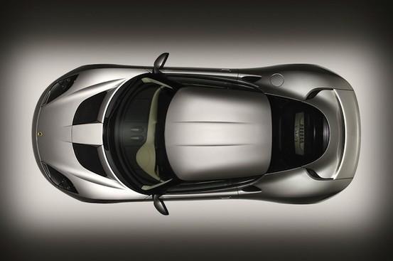 Salon de Genève 2012 - Une nouvelle Lotus cabriolet?