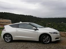 Test - Honda CR-Z: not bad, but nice