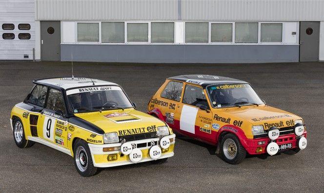 Monte-Carlo historique 2016 : Renault annonce 4 équipages, dont un avec Jean Ragnotti