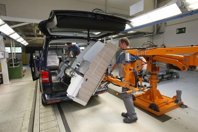 Volkswagen T5 California: la 50000e rugissante!
