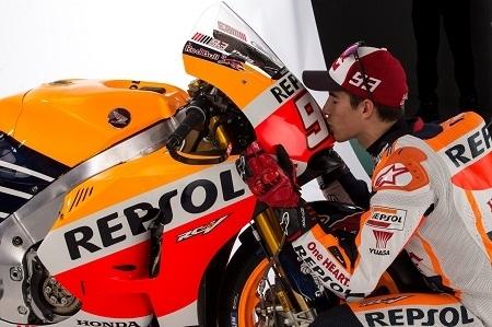 MotoGP: les photos débridées du HRC