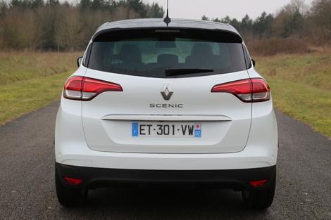 Essai - Renault Scénic 1.3 TCe 160 : une étoile dans le coeur