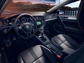 Volkswagen Golf SW Allstar : le break techno