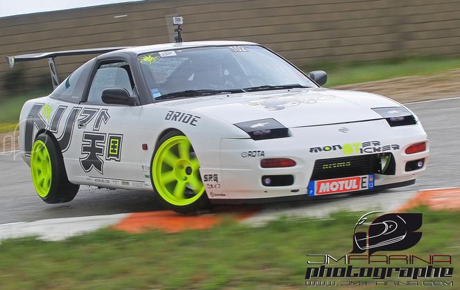 Championnat de Drift à Lédenon : toutes les photos de Jean-Marie Farina