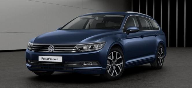 Volkswagen Passat Connect : synchronisée
