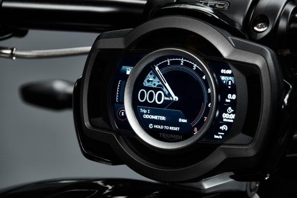Nouveauté - Triumph: avec le projet TE-1 les motos électriques arrivent