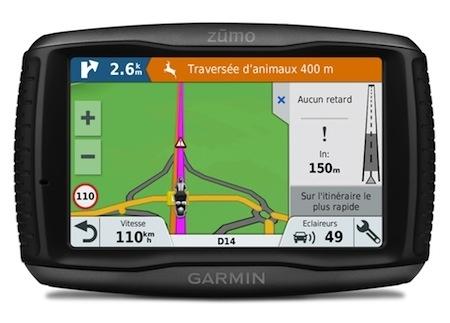 Garmin, 3 nouveaux GPS moto: zumo 345LM, 395LM et 595LM