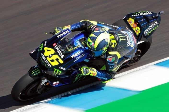 MotoGP - France: Valentino Rossi compte bien participer au podium