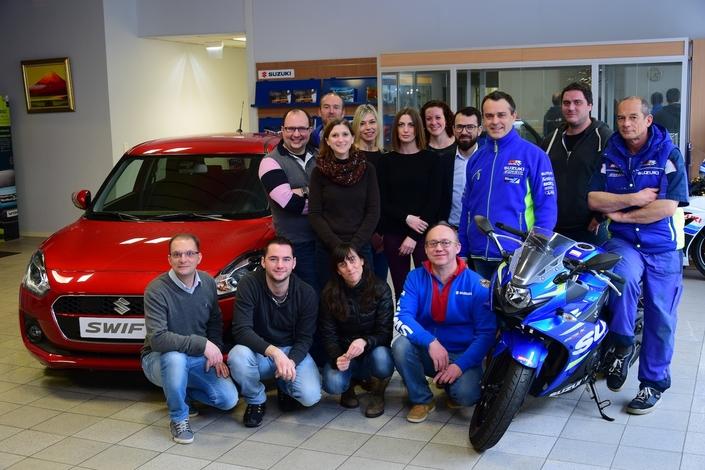 Suzuki regroupe l'Après-Vente auto et moto