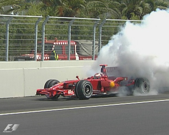 F1 Ferrari : Marlboro anticiperait son retrait