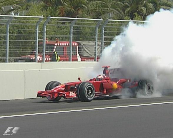 F1 Ferrari : Marlboro anticiperait son retrait
