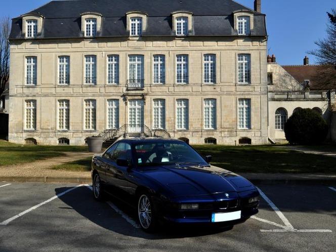Futur collector BMW Série 8