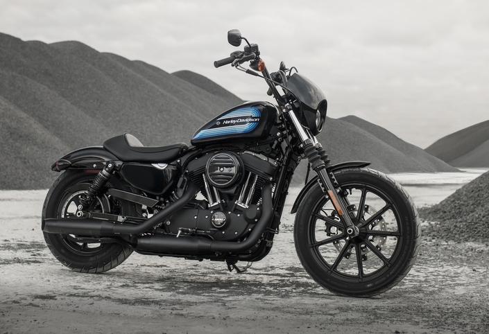 Nouveauté 2018: Harley-Davidson Iron 1200