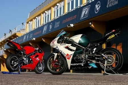Vivez le Superbike de Magny-Cours avec Triumph