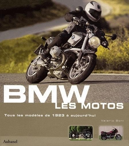Idée Cadeau : Livre - Les BMW de 1923 à nos jours