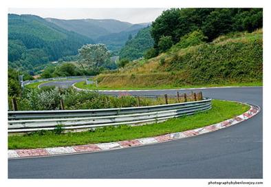 Nürburgring, guide dans l'Enfer Vert