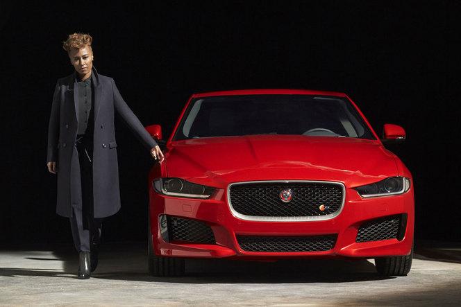 Mondial de Paris 2014 - Jaguar XE: la face avant dévoilée!
