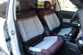 """Les nouveaux sièges """"advanced comfort"""" sont remarquables pour préserver les séants."""