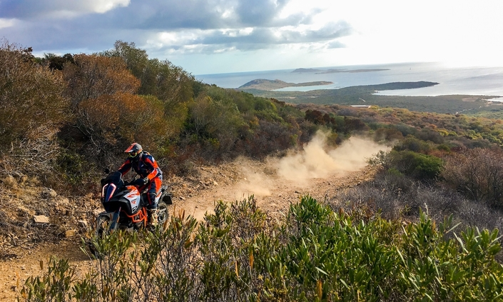 KTM Adventure Rally: les dates 2018