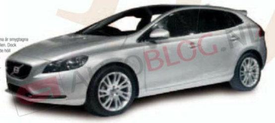 Future Volvo V40 : c'est elle