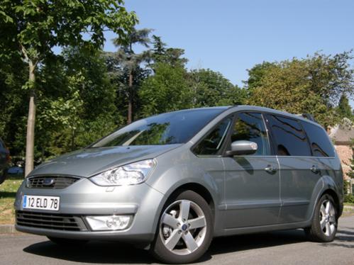 Essai - Ford Galaxy 2.2 TDCi : du couple pour 7