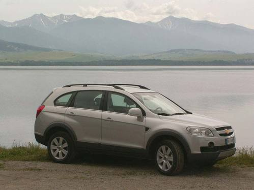 Essai - Chevrolet Captiva : un SUV 5-7 places abordable