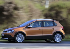 Essai - Volkswagen Cross Polo : l'exception